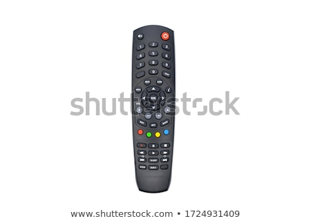 tv with remote stock photo © get4net