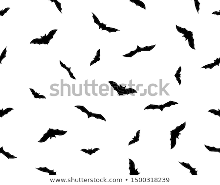 Happy Halloween bat vampire Stock photo © studiostoks