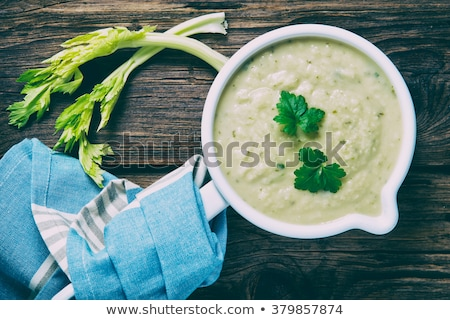 celery soup Stock photo © M-studio