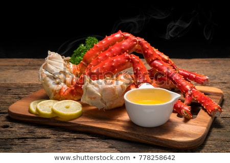 King Crab Stock photo © naffarts
