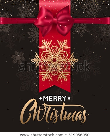 elegant christmas background eps 10 stock photo © beholdereye