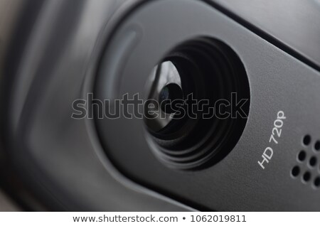 クローズアップ レンズ デジタルカメラ ウェブ テレビ 明るい ストックフォト © tashatuvango
