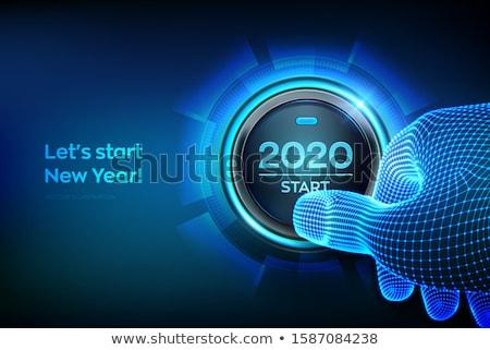 2020 come #2 Stock photo © Oakozhan