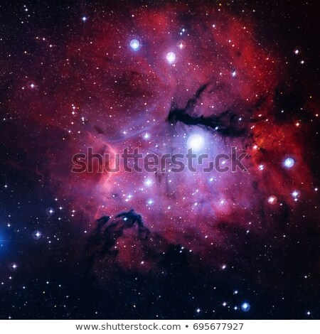 Gum 15 is a nebula in the constellation of Vela. Stock photo © NASA_images
