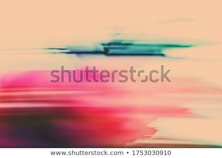 Kleurrijk abstract tijdgenoot kunst vintage effect Stockfoto © Anneleven