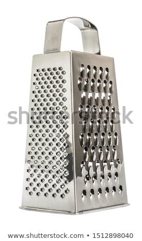 Metal grater Stock photo © luissantos84