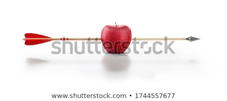 Apple Arrow Stock photo © DamonAce