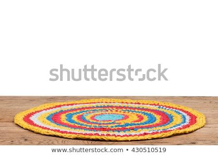 kumaş · renkli · model - stok fotoğraf © hofmeester