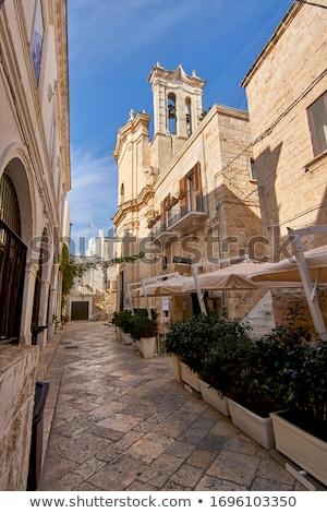 Yegua detalle barroco iglesia verano piedra Foto stock © aladin66