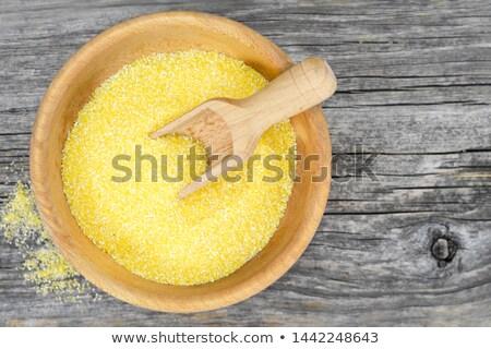 Cornmeal Stock photo © fotogal