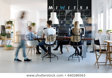 Office environment Stock photo © aremafoto