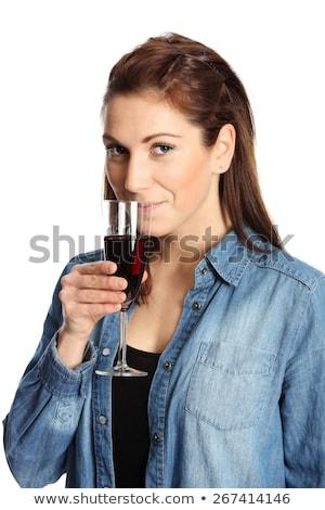 degustação · de · vinhos · celebração · luxo · evento · excelente · vinho · tinto - foto stock © arenacreative