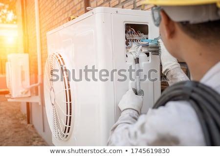 Heat pump stock photo © Calek