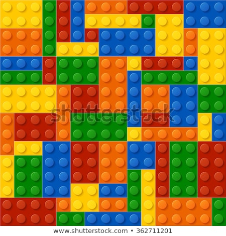 Colorful lego blocks Stock photo © stevanovicigor