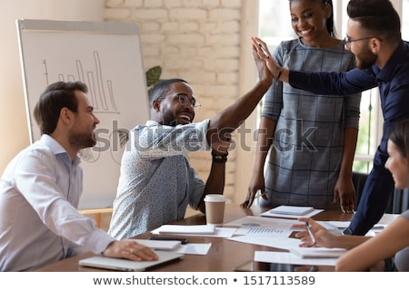 Business Team Opportunity Stock photo © Lightsource