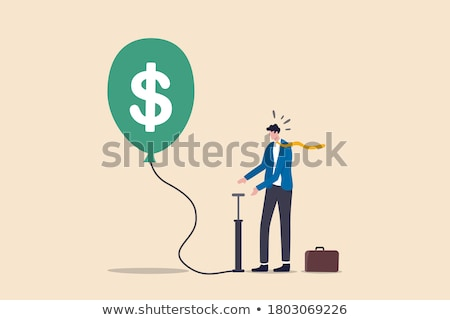 Bust of a businessman Stock photo © vlad_star