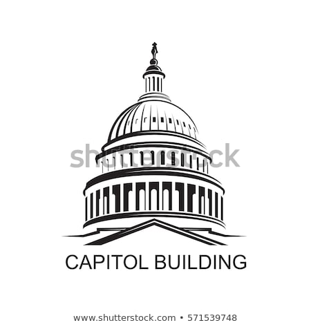 Dome of the US Capitol Stock photo © benkrut