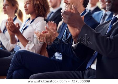 Businessmen applauding Stock photo © photography33