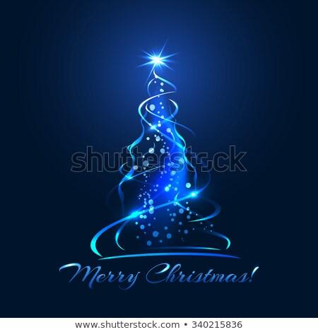 fantasztikus · üdvözlet · karácsony · kártya · üdvözlőlap · karácsony - stock fotó © bharat