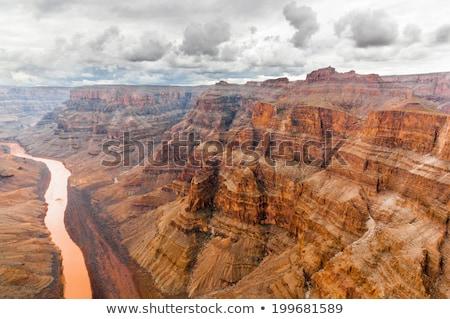 Las · Vegas · Grand · Canyon · Colorado · folyó · piros · nagy - stock fotó © weltreisendertj