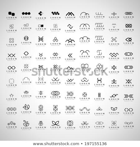 hi-tech · abstract · pijl · ontwerp · achtergrond · teken - stockfoto © djdarkflower