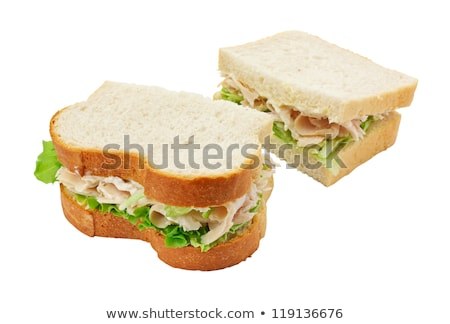 Chicken Sandwich Special Stock photo © songbird