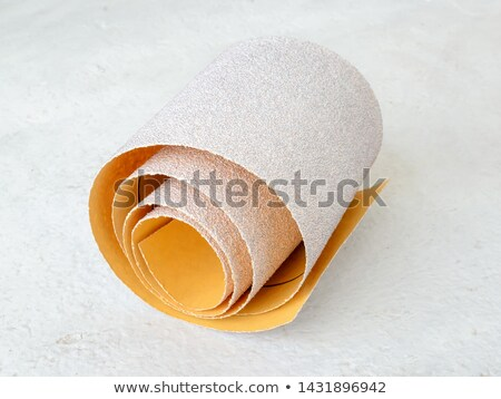 aluminum oxide sandpaper texture Stock photo © PixelsAway