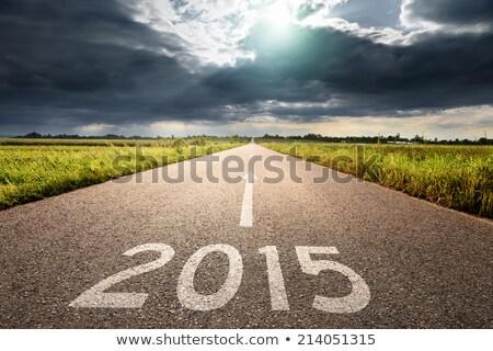 2015 · прогноз · слов · оказанный · 3D - Сток-фото © ottawaweb