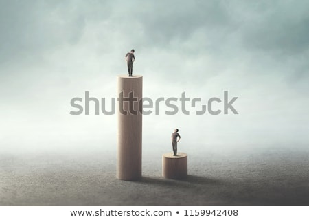 Social Inequality Stock photo © Lightsource