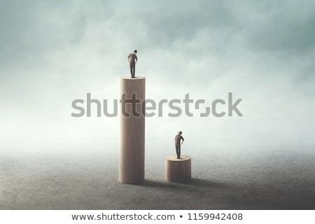diszkrimináció · jogi · törvény · előad · igazságtalan · illegális - stock fotó © lightsource