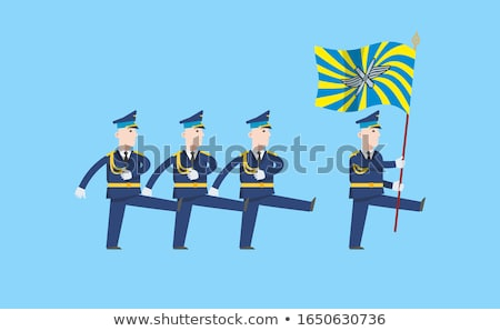 Military parade Stock photo © vapi