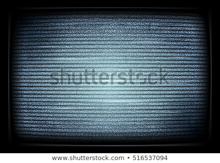 Television broadcast failure Stock photo © stevanovicigor