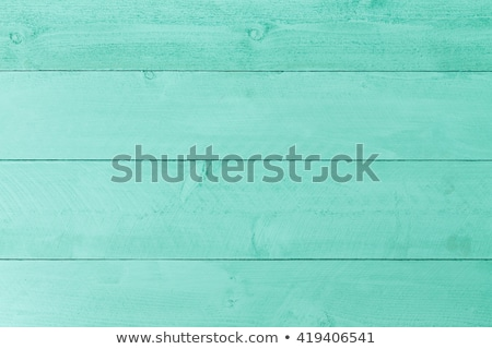 pastel green stained wood background texture stock photo © ozgur