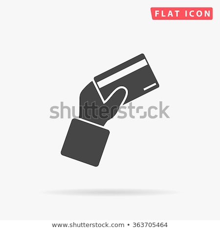 Rounded buttons with icons for spending Stock photo © bluering