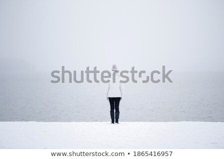 solitary shore stock photo © ssuaphoto