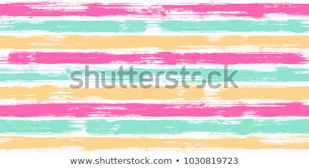 coloré · cute · fruits · kawaii · vecteur - photo stock © maia3000