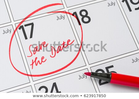 evento · giorno · parola · appuntamento · calendario - foto d'archivio © zerbor