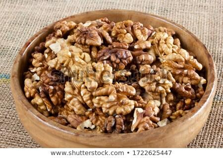 köteg · hámozott · csoport · friss · egészséges · barna - stock fotó © digifoodstock