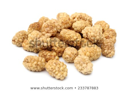 dried white mulberries Stock photo © Digifoodstock