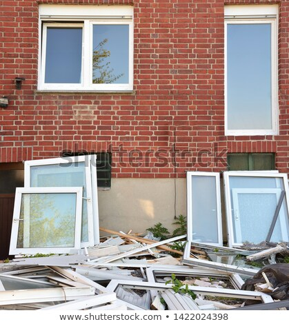 Broken Window, No Hope stock photo © searagen
