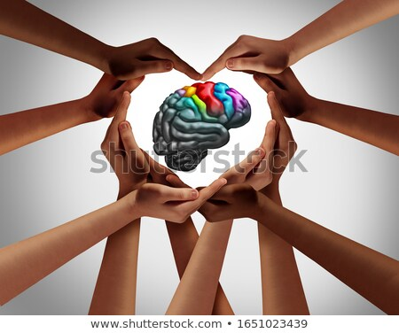 Autism Therapy Concept Stock photo © Lightsource
