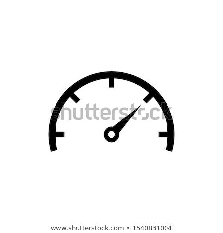 benzine · brandstofmeter · auto · boord · business · geld - stockfoto © evgeny89