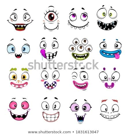 Crazy Ugly Gremlin Stock photo © cthoman