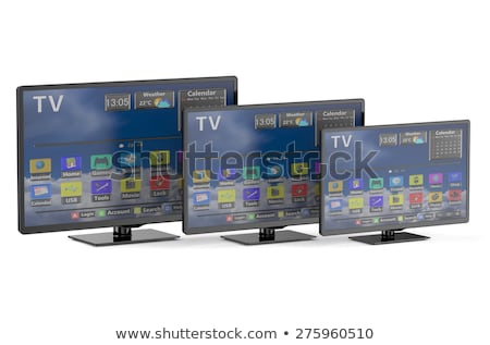 Led panels with different sizes Stock photo © magraphics