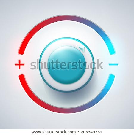 ar · condicionado · painel · de · controle · parede · branco · quarto · de · hotel · útil - foto stock © flariv