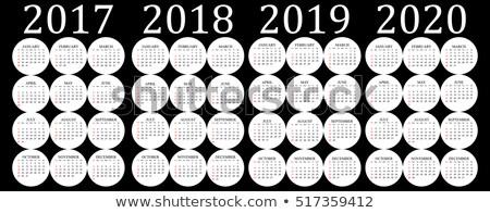 2019 future circle #4 Stock photo © Oakozhan