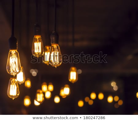 Home lights shine Stock photo © jsnover