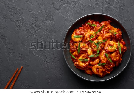 prawns Stock photo © phbcz