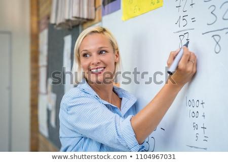 счастье школы аннотация группа Сток-фото © posterize