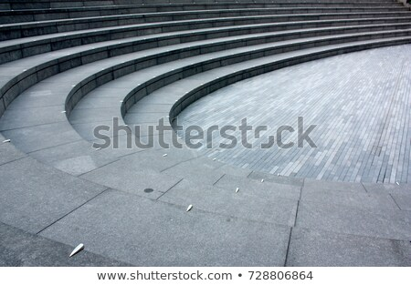 staircase in an amphitheater stock photo © ruslanomega